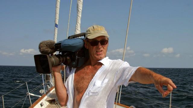 Walfilmer, Segler, Umweltschützer: Dieter Paulmann Copyright Okeanis Stiftung