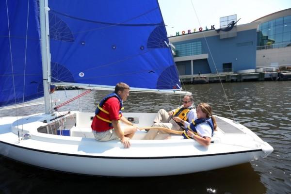 BILL BAHEN, Sail Nauticus