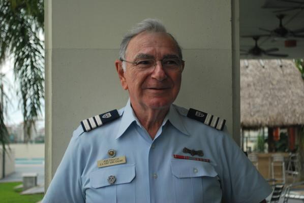 JOEL ABERBACH, USCG Aux
