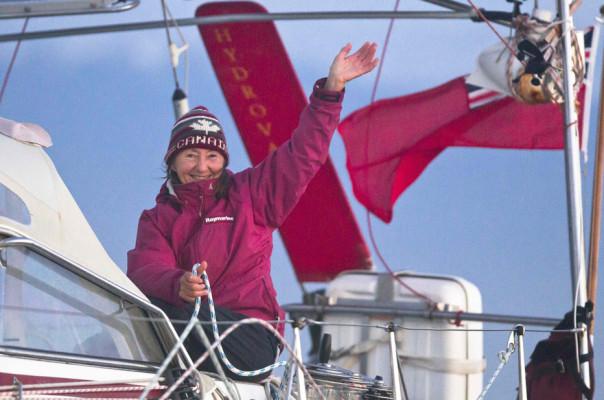 JEANNE SOCRATES, 3X Circumnavigator